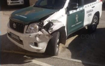 Tarifa: Dos agentes heridos tras ser embestidos al tratar de frustrar un alijo en Tarifa