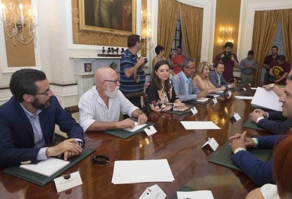 La Línea:  La Línea recibirá 375.000 euros del Plan Invierte 2018 de la Diputación Provincial de Cádiz