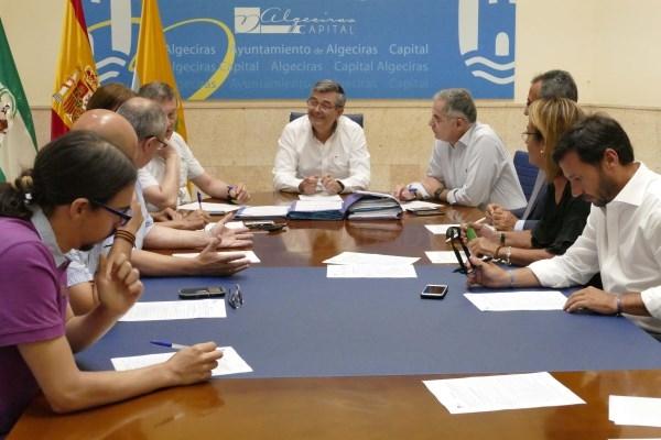 ALGECIRAS: HACIENDA INFORMA FAVORABLEMENTE SEIS CONVENIOS DE COLABORACIóN CON ENTIDADES DEPORTIVAS