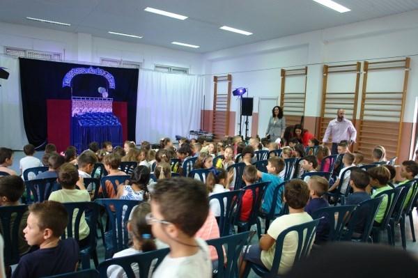 San Roque:  El festival de teatro y títeres Sanrotín comienza en barriadas