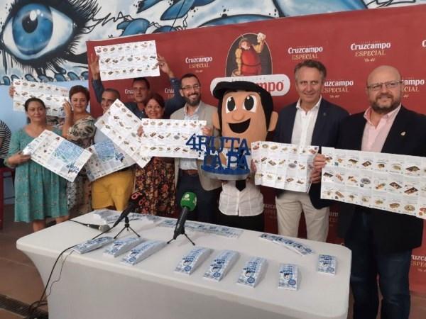 La Línea:  Inaugurada la cuarta edición de la Feria de la Tapa en el Mercado de La Concepción