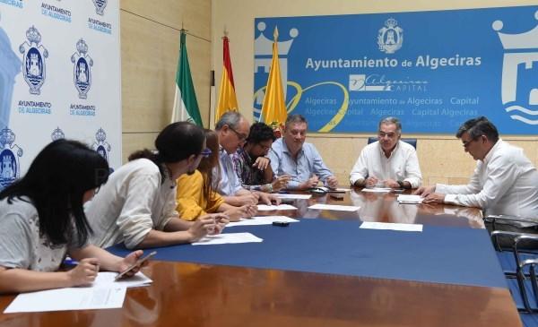 ALGECIRAS: EL LUNES SE CELEBRARá UN PLENO EXTRAORDINARIO PARA APROBAR ASUNTOS ECONóMICOS