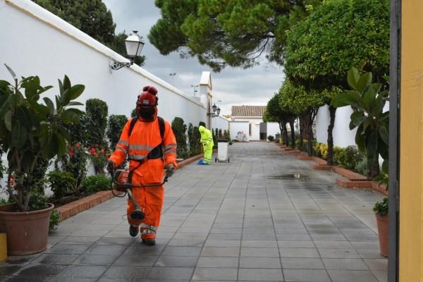 """SAN ROQUE:  """"ÚNETE"""", HOY MARTES POR EL CEMENTERIO DEL CASCO Y LA ALAMEDA"""