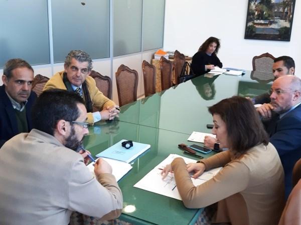 La Línea:  El subdelegado del Gobierno confirma que se busca una solución definitiva para que la oficina de la Seguridad Social permanezca en la ciuda