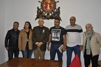 TARIFA: VOX TARIFA SE REUNE CON LOS REPRESENTANTES DE LA COFRADÍA DE PESCADORES