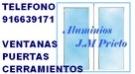 Cerramientos baratos Madrid, puertas de aluminio madrid