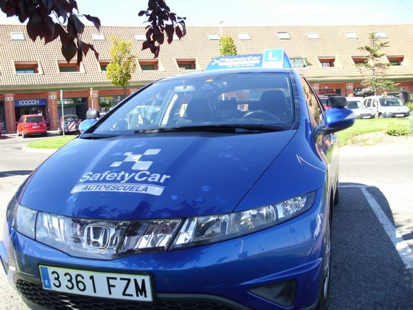 Autoescuela SafetyCar