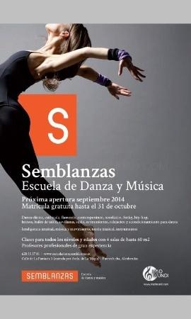 Escuela de danza semblanzas escuelas de danza en san for Escuela danza san sebastian de los reyes