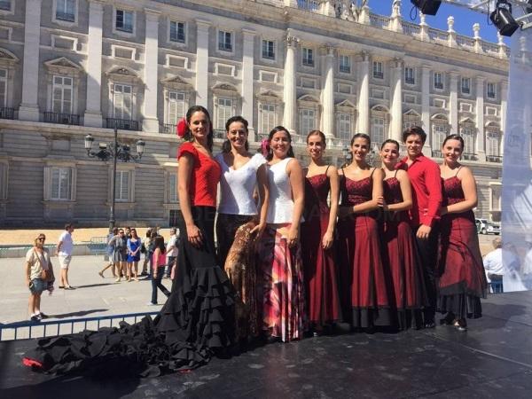 Danza y m sica escuela de danza semblanzas escuelas de for Escuela danza san sebastian de los reyes
