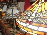 lamparas de diseño en la moraleja,  lamparas tiffany en sierra norte