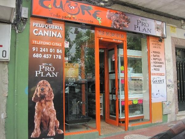 Cuore - Tienda de Animales