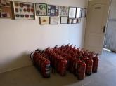 extintores para furgonetas, empresa de extintores en madrid