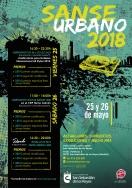 Regresa Sanse Urbano, la cita anual con la cultura urbana