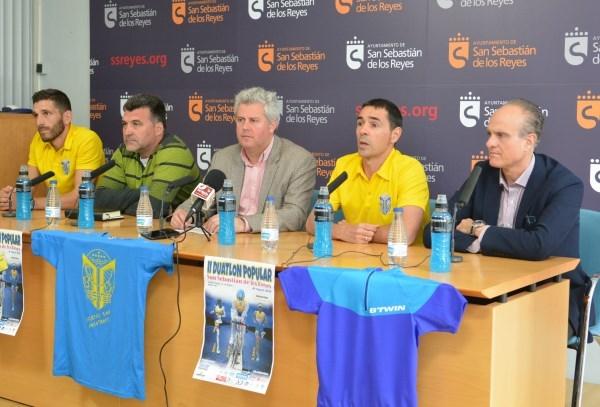 Sanse acoge la segunda edición de su Duatlón Popular, organizado por Triatlon San Sebastián de los Reyes