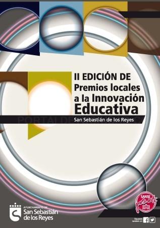 SAN SEBASTIáN DE LOS REYES ABRE EL 16 DE OCTUBRE LA INSCRIPCIóN PARA SUS SEGUNDOS 'PREMIOS LOCALES A LA INNOVACIóN EDUCATIVA'