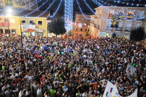 Los colectivos musicales de San Sebastián de los Reyes, invitados especiales al Pregón de las Fiestas del Cristo de los Remedios