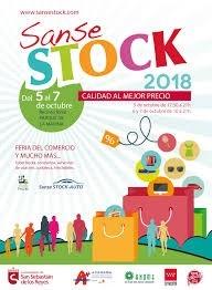 La feria 'Sansestock 2018', con una asistencia de 24.000 personas, revalida su compromiso con el pequeño comercio