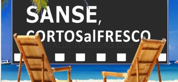 SANSE CELEBRA LA 'NOCHE DE CORTOS AL FRESCO' EL 29 DE JUNIO
