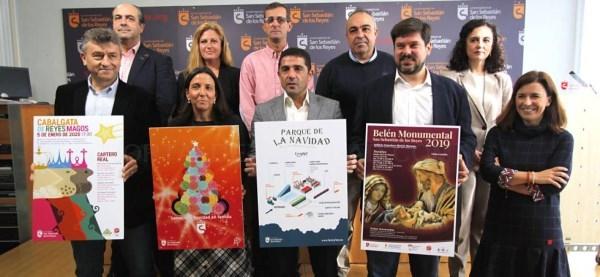 EL RECINTO FERIAL DE LA MARINA DE SANSE SE CONVERTIRá EN 'EL PARQUE DE LA NAVIDAD'