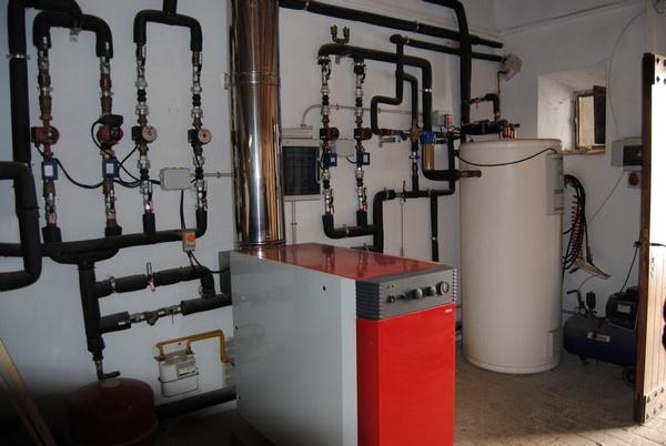 instalador caldera de biomasa, suelos radiantes en suelos radiantes en vall d´Albaida,