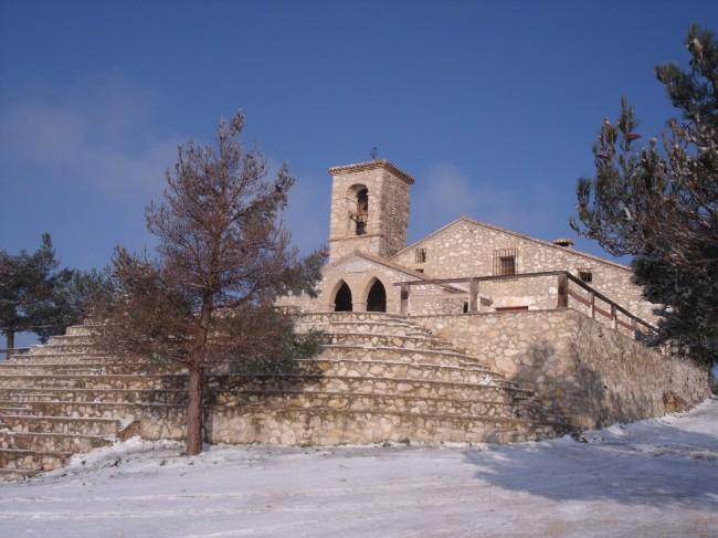 Ermita de San Esteve (vista general)