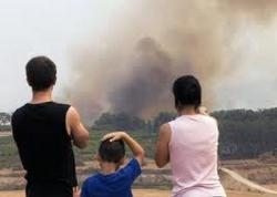 Nivel 3 de preemergencia por riesgo máximo de incendios forestales en toda la Comunitat