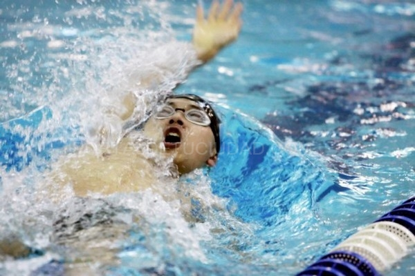 Club nataci ontinyent en el control provincial infantil y for Piscina cubierta tomares