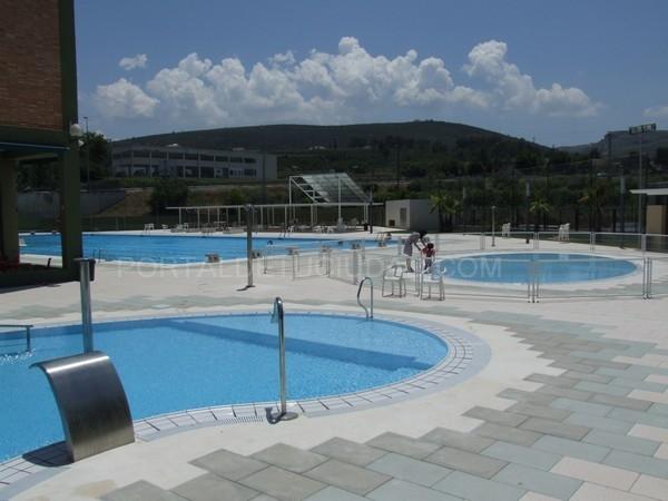 Ontinyent contractar 19 treballadors per a la piscina for Piscinas desmontables ontinyent