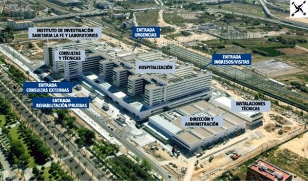 Los hospitales valencianos reciben diez galardones best in - Hospital nueva fe valencia ...