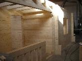 fabricación de casas de madera en cuenca
