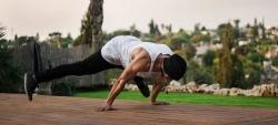 Ejercicios de calistenia o street workout, para ponerse en forma y llevar una vida con menos estrés