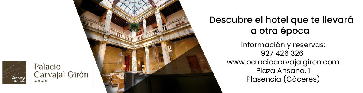Hotel Restaurante Palacio Carvajal Girón