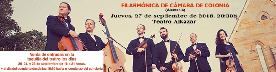 Filarmónica de Cámara de Colonia