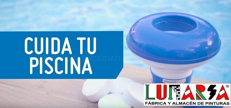 productos para la piscina en Plasencia