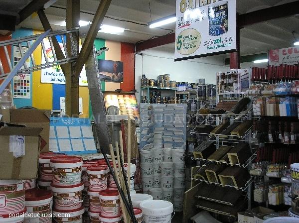 Cáceres,  tiendas de pinturas Lumarsa Plasencia