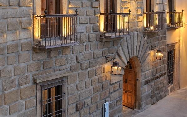 Hotel Palacio Carvajal Girón