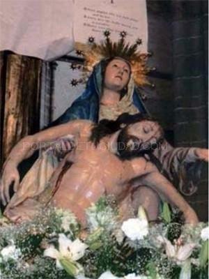 Santisimo Crucifijo y Descendimiento De La Cruz