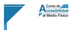 El Jueves 29 de junio se celebrará la Jornada de Accesibilidad al Medio Físico.