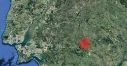 El 112 recibió unas 80 llamadas alertando sobre el movimiento por el terremoto, pero sin requerir asistencia.