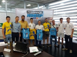 Powerade Madrid-Tajo Internacional-Lisboa.