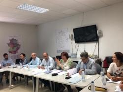 Extremadura prepara el dispositivo necesario en la época de peligro alto de incendios forestales, en el que trabajarán más de mil personas.