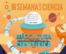 Fundecyt-PCTEx y la UEx abren la convocatoria para presentar proyectos en la Semana de la Ciencia y la Tecnología en Extremadura 2020