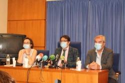 Los hospitales de Badajoz invierten 1,6 millones de euros para anticiparse a posibles epidemias aunque no sean de covid