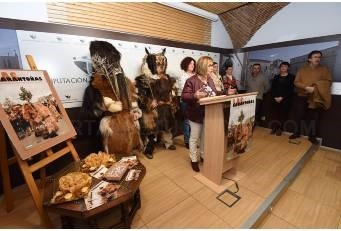 Acehúche celebra este fin de semana su fiesta en honor a San Sebastián, Las Carantoñas.