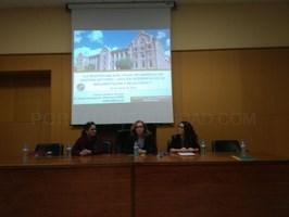 El Centro Universitario de Plasencia acoge una jornada dedicada a la responsabilidad social.