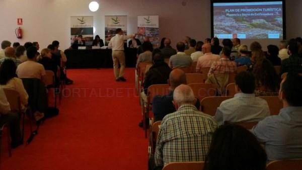Turismo presenta el Plan Plasencia & Norte de Extremadura como Destino Inteligente.
