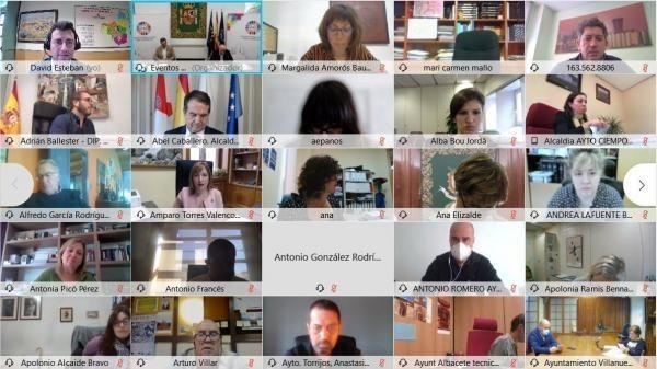 La Diputación de Badajoz se adhiere a la Red de Entidades Locales para la Agenda 2030 de la FEMP
