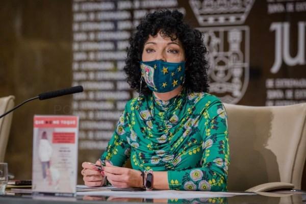 La Junta pone en marcha la Campaña de Prevención de la Violencia Sexual contra menores con el lema 'Que no me toque'