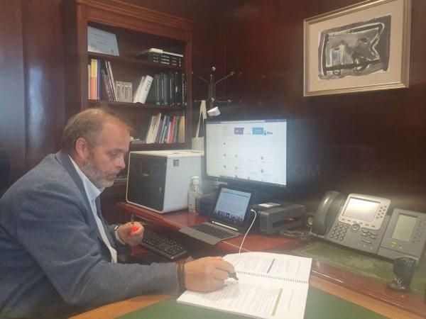 La Junta inicia un proceso de consenso de la Estrategia RIS3 de Extremadura con distintos colectivos de la región