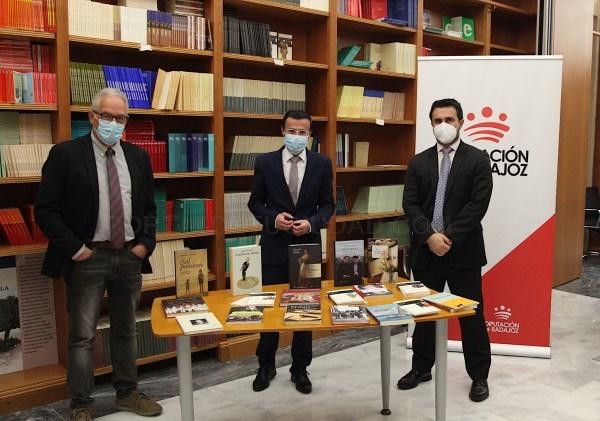 La Diputación de Badajoz y la Fundación José Manuel Lara colaboran en el fomento de la lectura